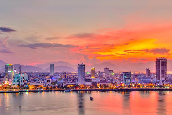 Thành phố Đà Nẵng xinh đẹp