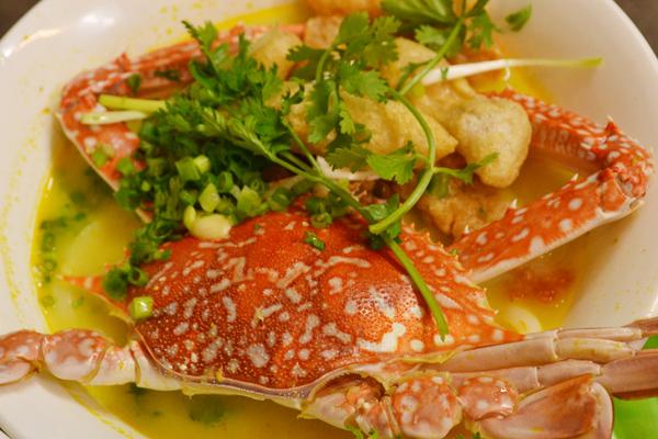 Ghẹ Hàm Ninh Phú Quốc