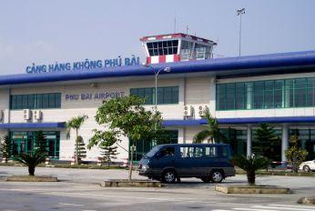 Vé máy bay từ TPHCM đi Huế