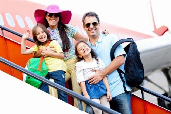 Đặt vé đoàn Vietjet du lịch cùng gia đình