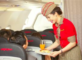 Bật mí những điều thú vị về tiếp viên hàng không Vietjet Air